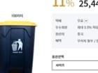[쎈딜] 짐보이 페달형 휴지통 (50L) 25,440원+무배!