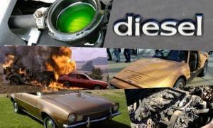 가솔린 엔진으로 디젤차? 자동차 제조사들이 저지른 치명적 실수들