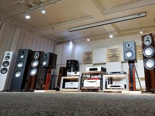 [비교청음]광대역 재생력이 특화된 최고의 올라운드 스피커 - 모니터오디오 Platinum II, Gold 5세대, Silver 6세대 청음회 후기