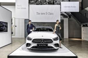 지난달 수입차 판매, 전년 동월 대비 7.5% 증가. 베스트셀링 E 클래스