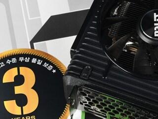 지포스 RTX 3060 Ti 는 미디어 엔코딩은 어느 정도 성능일까? PALIT 지포스 RTX 3060 Ti Dual OC D6 8GB - 에스티컴