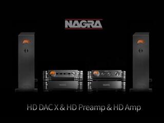 [리뷰] 나그라 엔지니어링과 사운드에 숨이 막혔다 Nagra HD DAC X & HD Preamp & HD Amp