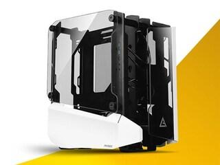 안텍, 알루미늄 패널 및 강화유리 적용한 ITX 케이스 '스트라이커' 출시