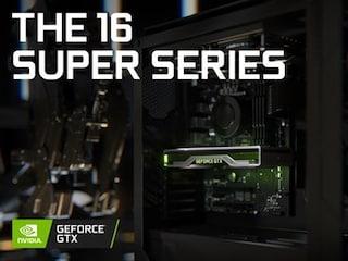 엔비디아, 지포스 GTX1660 슈퍼 / GTX1650 슈퍼 공식 발표