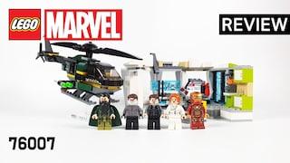 레고 마블 76007 아이언맨 말리부 맨션 공격(LEGO Marvel Iron Man Malibu Mansion Attack)  리뷰_Review_레고매니아_LEGO Mania