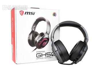 MSI IMMERSE GH50 게이밍 헤드셋 리뷰