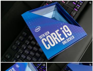 10세대 인텔 코어 프로세서 i9-10900K(코멧레이크S) CPU 오버클럭 성공...