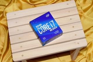 인텔 코어i7-10세대 10700KF (코멧레이크S) 정품 사용기.