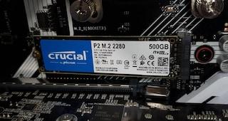 마이크론 Crucial P2 NVMe SSD 500GB 리뷰