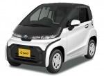 토요타, 2인승 초소형 배터리 전기차 일본 출시