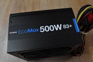 잘만 EcoMax 500W 83+