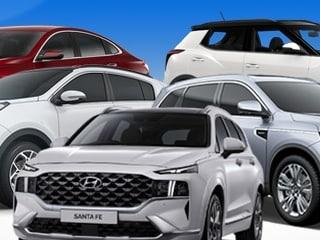 국산차 5개 제조업체, 21년 1월 판매조건 발표
