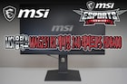MSI 옵틱스 MAG251RX 게이밍 240 래피드IPS HDR400 리뷰