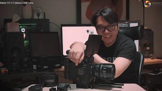 아이릭스 150mm T3 시네 마크로 렌즈 (IRIX 150mm T3 1:1 Macro CINE Lens)