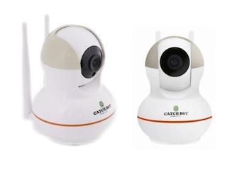 [홈 ip카메라] 100만화소 홈 IP카메라 캐치봇 2개 특가 및 무료배송 혜택!
