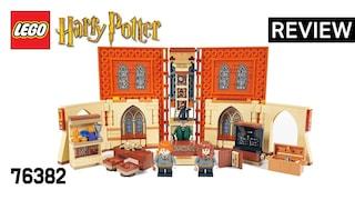 레고 해리포터 76382 호그와트 마법책: 변신술 수업(LEGO Harry Potter Hogwarts Moment: Transfiguration Class)  리뷰_레고매니아