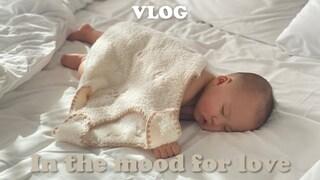 육아VLOG | 9개월 아기 책육아 | 좋아하는 놀이 | 네스트호텔 호캉스 | 네스파 키노키노 아기책상 | 피에고 휴대용 원터치 유모차