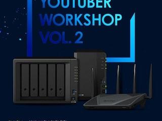 와이즈허브, 피씨디렉트와 함께 Synology 유튜버 워크샵 Vol. 2 개최