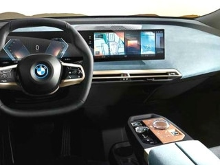 끝없는 논란 속에서도 결국 공개된 BMW iX, 그런데 실내는 역대급이다?