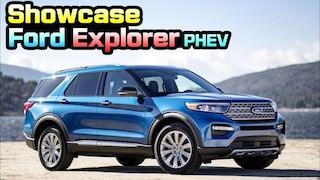 Showcase 포드 익스플로러 PHEV (Ford Explorer PHEV)
