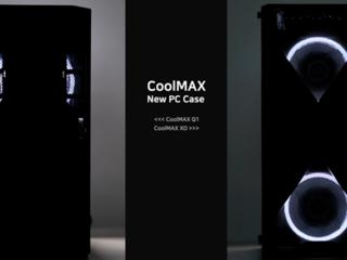 한미마이크로닉스, 쿨맥스 PC 케이스 라인업 티저 영상 공개