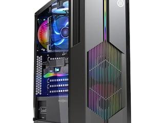 한미마이크로닉스, 냉각 효율 높이고 aRGB 효과 적용 미들타워 케이스 'L4' 출시