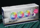 라이젠9 5900X 까지 깔끔한 사용이 가능한 3열 AIO 쿨러, 실버스톤 PF360W-ARGB - 에스티컴