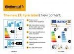 EU, 새로운 타이어 라벨 채용- 소비자에게 더 많은 정보 제공
