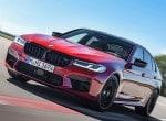 BMW M5 CS 출시 예정, 올해 고성능 전기차도 선보인다