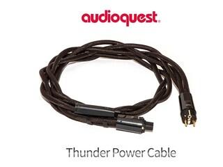 [리뷰] 파워케이블에 대한 독보적 해법 AudioQuest Thunder Power Cable