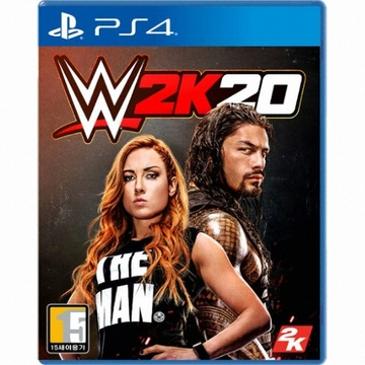 [리뷰] 경쟁이 없으면 퇴보한다. 버그 폭탄과 함께 돌아온 WWE 2K20