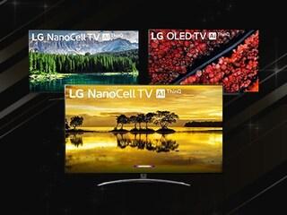 인기 해외구매 TV 5종 할인 특가!