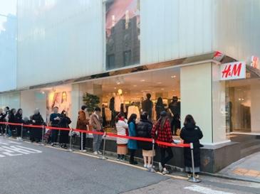 지암바티스타 발리 X H&M 컬렉션 판매 시작