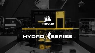 커세어 깔맞춤의 최종장, Corsair Hydro X Series ㅣ 커세어 하이드로 X 시리즈  시스기어