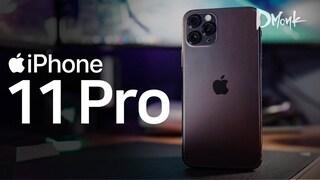 기술이 다르네, 애플 아이폰11 Pro (스페이스 그레이) 개봉기
