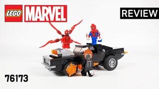 레고 마블 76173 스파이더맨과 고스트 라이더 VS 카니지(SpiderMan and Ghost Rider vs Carnage)리뷰_Review_레고매니아_LEGO Mania