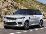 랜드로버 레인지로버 스포츠 2021년형 가솔린 모델 출시