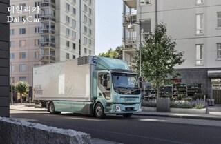 이젠 트럭도 전기차 시대!..볼보트럭, FL·FE 전기차 판매 계획..'주목'