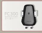 파인디지털, 시동 꺼져도 스마트폰 거치 해제 가능 '파인드라이브 차량용 고속 무선 충전기 FC300' 출시