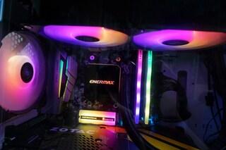 에너맥스 LIQMAX III ARGB 240 수냉쿨러 새로운 강적의 등장!