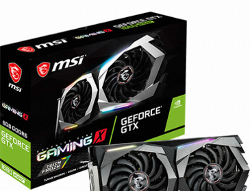 MSI GeForce GTX 1660 SUPER GAMING X + B450M MORTAR MAX + 뱀파이어010M + AMD3600X 조립