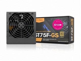 STCOM, 80plus Gold 인증의 '실버스톤 스트라이더 ST75F-GS 750W V3.0' 출시