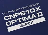 듀얼 블레이드로 효과적인 쿨링과 화려한 LED CPU쿨러, 잘만테크 CNPS10X OPTIMA Ⅱ