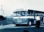 우리나라 최초의 국산 수출 자동차는 리어엔진 버스