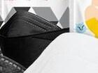 [1300k]국내산100%뉴크린웰KF94황사방역용대중소화이트블랙 마스크 100매무료배송23.900원