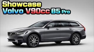 [Showcase] 볼보 V90cc B5 Pro [Volvo V90cc B5 Pro]