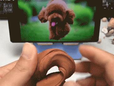handmade Poodle