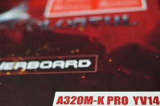 가성비 메인보드 추천, COLORFUL A320M-K PRO YV14 STCOM