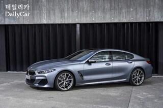 BMW, 스포츠카 뉴 8시리즈 출시..가격은 1억3410만~2억3950만원