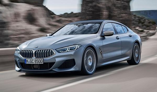 BMW 뉴 8시리즈 출시!